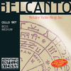 Thomastik-Infeld BELCANTO cello set chrome/tungsten, by Thomastik-Infeld