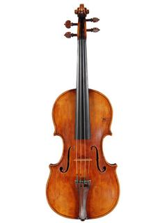 Douglas Cox violin, 2016, J. Guadaginini 1779 model, #922, Brattleboro, Vermont, USA