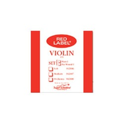 Super-Sensitive Red Label violin E  1/2