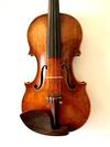 Paul Hart violin - bench copy of Mattio Gofriller, 2007, Salt Lake City