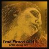 Pirastro Pirastro EVAH PIRAZZI GOLD cello string set, medium