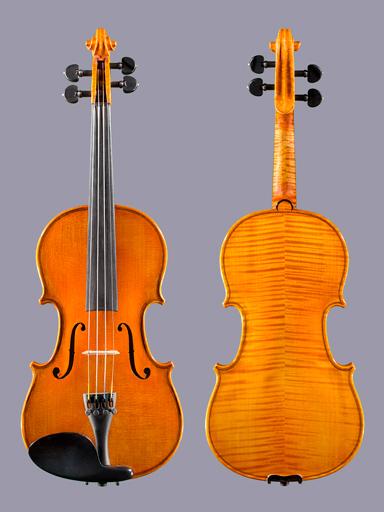 Romanian GLIGA 3/4 Maestro violin outfit, Romania