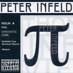 Thomastik-Infeld PETER INFELD violin A string, aluminum-wound, by Thomastik-Infeld