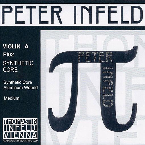 Thomastik-Infeld PETER INFELD violin A string, aluminum-wound, by Thomastik-Infeld