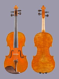 Yunhai Xu 4/4 fine violin 2005, Cleveland, USA