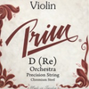Prim Prim violin D string, orchestra