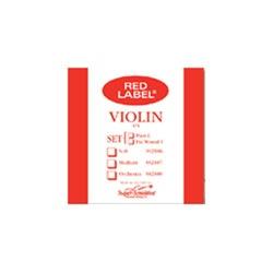 Super-Sensitive Red Label violin D 1/8