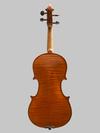 Cheryl Macomber violin, 2016, Sacramento USA, with decorative carved scroll