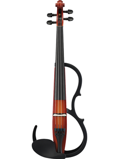 Yamaha Yamaha SV-250 four-string electric Silent Violin Pro with control box
