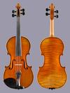 Perry Daniels 4/4 violin, Minneapolis 1998