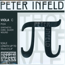 Thomastik-Infeld PETER INFELD viola C string, silver wound, by Thomastik-Infeld