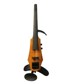 NS Design NS Design WAV4 Amberburst 4-string violin with case