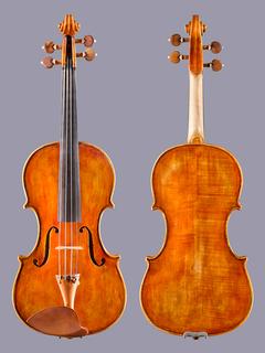 Japanese Esao Izutsu violin, Tokyo, 2008