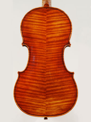 Alkis S. Rappas violin #4103, Kingwood, Texas, USA, 2014