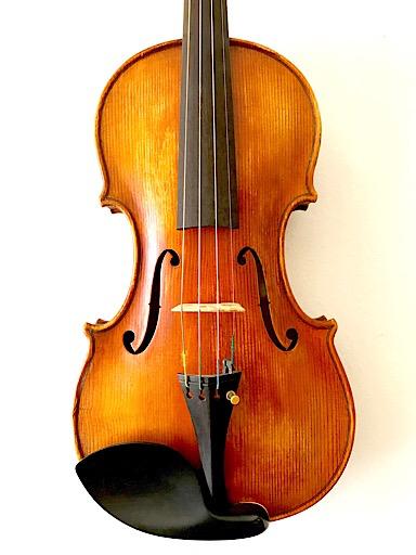 Bulgarian Andreas Jovani Bulgarian violin 2006