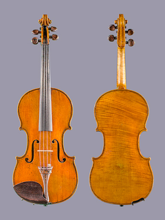 French CHAROTTE A PARIS violin, ca 1840, FRANCE