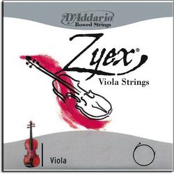 """D'Addario D'Addario ZYEX long viola string set (15""""-17""""), medium"""