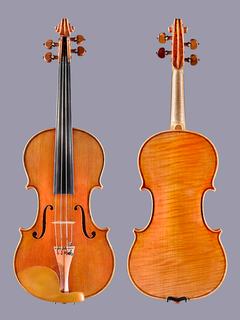 Wolfgang Schiele 4/4 violin anno 2000 Munich Germany