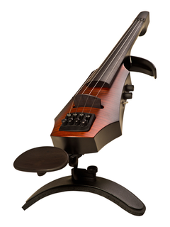 NS Design NS Design NXT4 Sunburst 4-string electric violin with case. Czech Republic