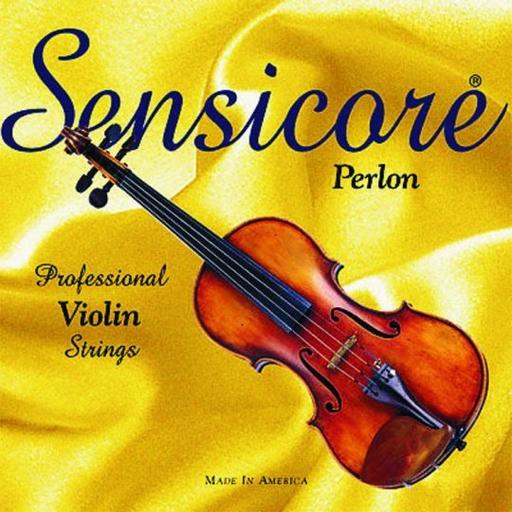 Super-Sensitive Sensicore violin string set