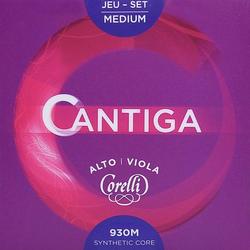 Corelli Corelli Cantiga viola string set, medium tension