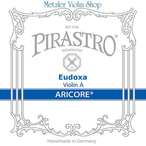 Pirastro Pirastro EUDOXA ARICORE violin A string, aluminum, in envelope