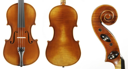 Heinrich Gill Heinrich Gill 4/4 violin, model No. 58, Bubenreuth, Germany