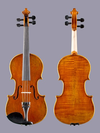 Rudoulf Doetsch 3/4 violin outfit, Germany