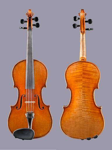 German STRAD used 3/4 Violin outfit