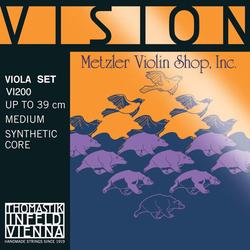 Thomastik-Infeld VISION viola string set, medium, by Thomastik-Infeld