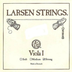 Larsen LARSEN viola A string strong loop