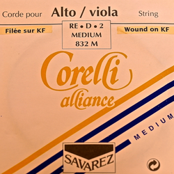 Corelli Savarez Corelli Alliance viola D string, medium