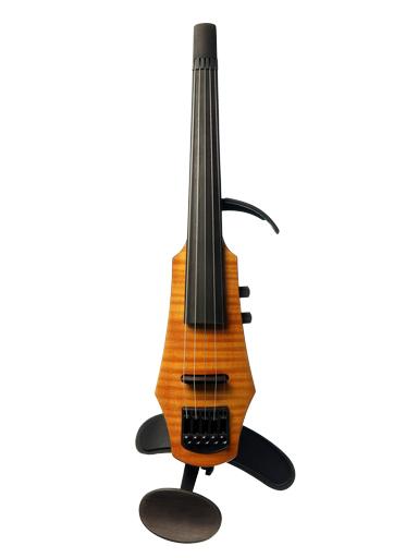 NS Design NS Design WAV5 Amberburst 5-string violin with case