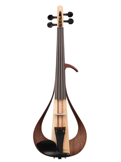 Yamaha Yamaha YEV-104NT 4-string Electric Violin with natural body