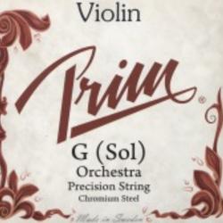 Prim Prim violin G string, orchestra