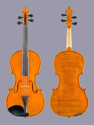 Italian Barbara Piccinotti violin, 2003, Cremona ITALY, with certificate
