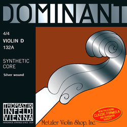 Thomastik-Infeld DOMINANT  violin D strings - all sizes & types, by Thomastik-Infeld