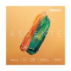 D'Addario D'addario Ascente Viola set