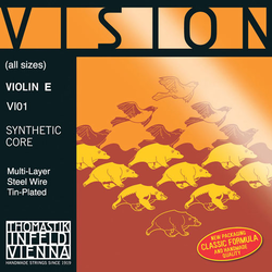 Thomastik-Infeld VISION tin-plated violin E string  by Thomastik-Infeld,