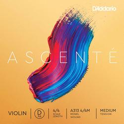D'Addario D'Addario Ascente violin D string, master