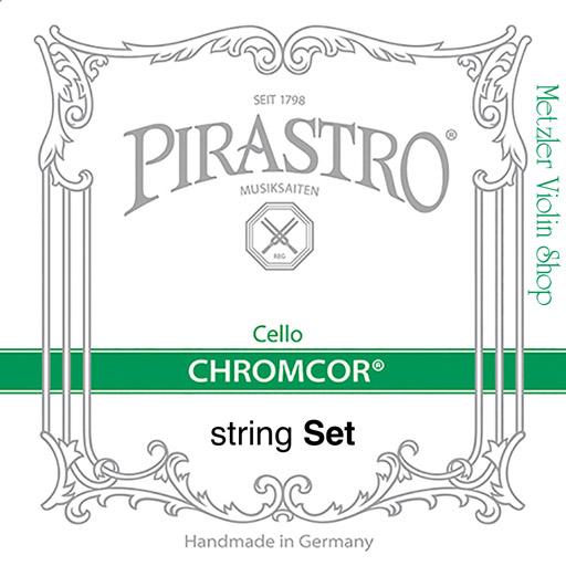 Pirastro Pirastro CHROMCOR cello string set