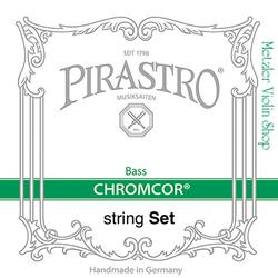 Pirastro Pirastro CHROMCOR bass string set