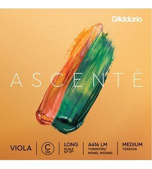 D'Addario D'Addario Ascente Viola C string, medium