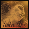 Pirastro Pirastro EVAH PIRAZZI GOLD viola strings, medium gauge
