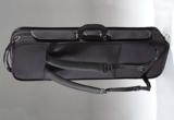 Winter Jakob Winter Deluxe Super-Light oblong violin case, GERMANY, Black exterior
