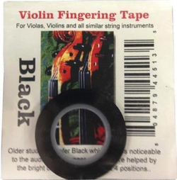 Long Beach Music Violin Fingering Tape, 300""