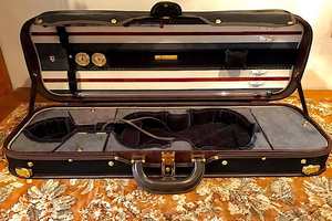 Musafia Musafia Master Series Exclusive violin case, model 4111E