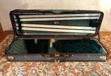 Musafia Musafia Luxury Ultralight violin case, model U3012, Cremona, ITALY