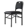 Vivo AdjustRite folding cello chair, standard, with adjustable leg heights