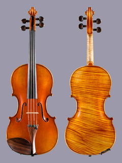 French Albert Deblaye 4/4 violin, 1950 Mirecourt France No. 8054 ***CERT***